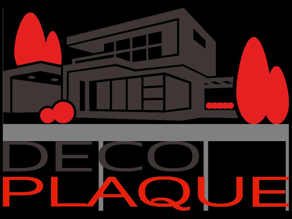 DECO PLAQUE